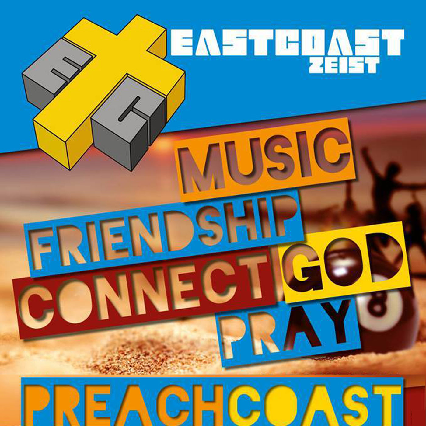 East Coast - Preach Coast